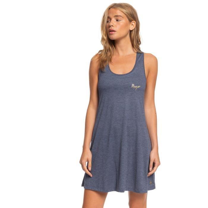 Robe Closing Calls de la marque Roxy Femme en Bleu [XL]