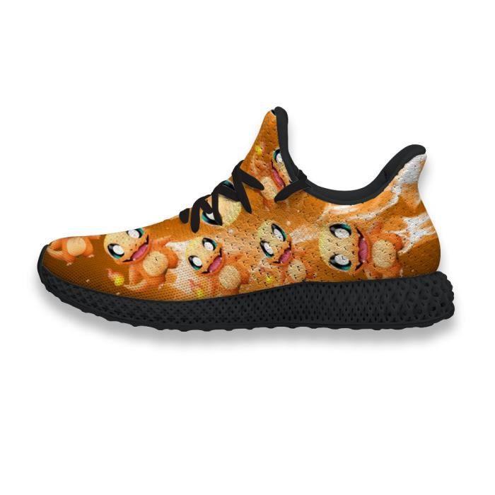 Baskets Cool Charmander Chaussures de course pour Homme Femme