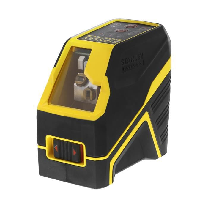 Stanley Niveau laser croix FATMAX FCL-R, Alcalines - FMHT77585-1