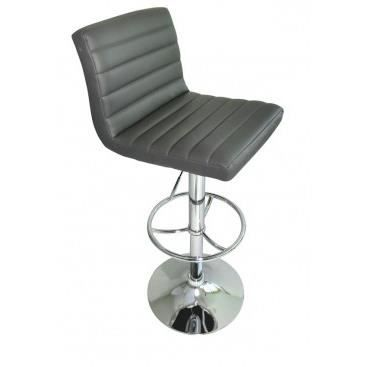 fauteuil de bar tendance maura gris achat vente. Black Bedroom Furniture Sets. Home Design Ideas