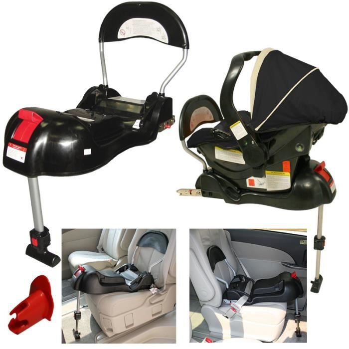 base isofix pour si ge auto bi achat vente adaptateur nacelle 3700681500857 cdiscount. Black Bedroom Furniture Sets. Home Design Ideas