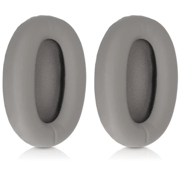 2x Coussins Mousse Coussinet d/'oreille Casque Pour Sony MDR-XB700 Accs