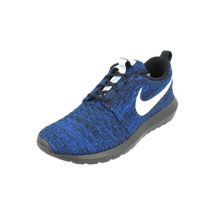 premium selection ea1c3 cdadf ... Sneakers Chaussures. BASKET Nike Femmes Roshe NM Flyknit Runing Trainers  84338