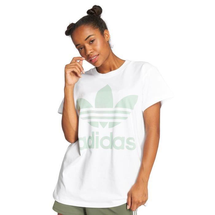 t shirt femme adidas original