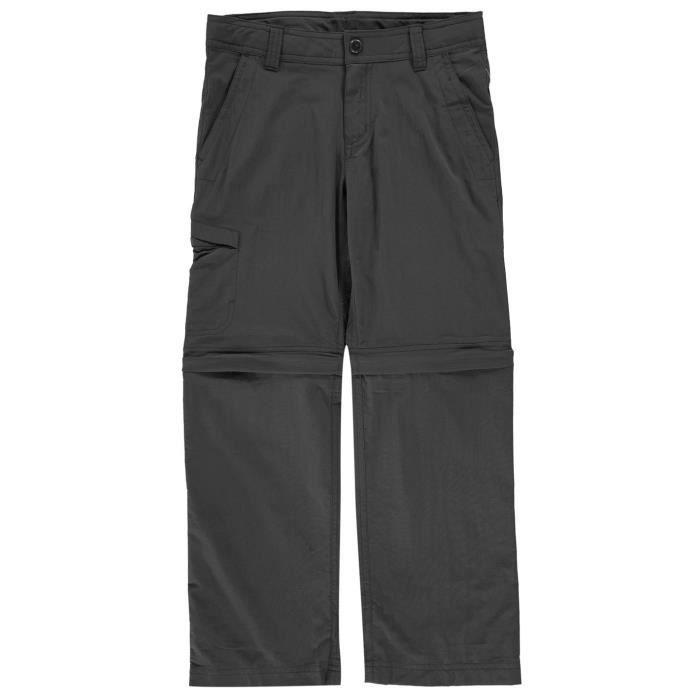 Calidad superior Muy bonita nuevo autentico Marmot Cruz Pantalon Imperméable De Marche Sport Enfants Gris ...