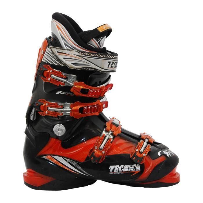 CHAUSSURES DE SKI Chaussure de Ski Tecnica Phnx noir/orange