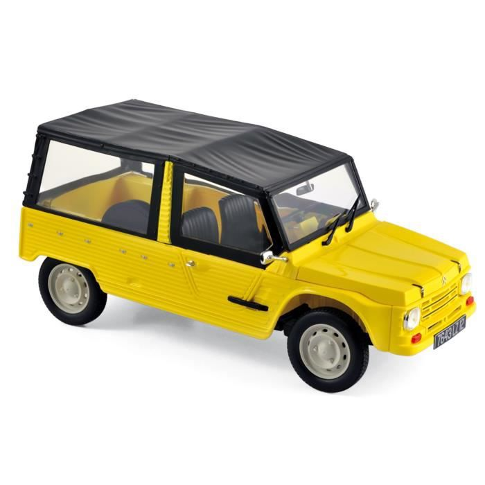 voiture miniature citro n m hari 1983 jaune atacama norev. Black Bedroom Furniture Sets. Home Design Ideas