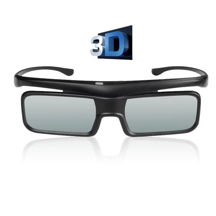Toshiba FPT-AGLunettes 3D actives: : High-tech