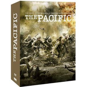 DVD SÉRIE DVD The Pacific, saison 1