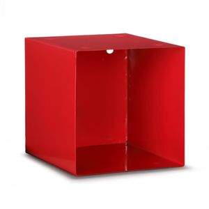 petit meuble rouge laque achat vente petit meuble. Black Bedroom Furniture Sets. Home Design Ideas