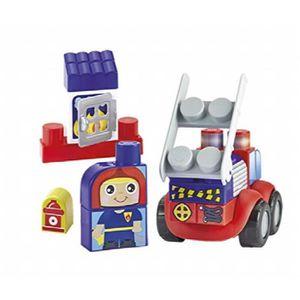 JEU D'ADRESSE Jeu D'Adresse Ecoiffier Toy Fire Engine Tirelire -