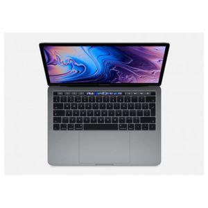 "Achat PC Portable N13 Apple MacBook Pro 13"" i5 2,4GHz/8GB/512GB/Iris Plus 655/Touch Bar/ Space Grey 0,000000 Noir pas cher"