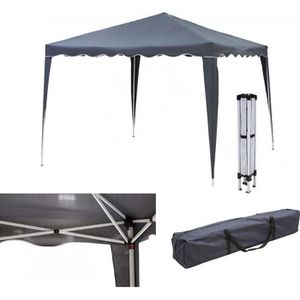 tonnelle parapluie achat vente tonnelle parapluie pas cher cdiscount. Black Bedroom Furniture Sets. Home Design Ideas