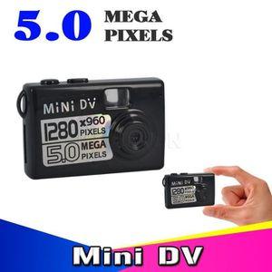 APPAREIL PHOTO RÉFLEX Mini HD DV Caméra Vidéo Audio Caméscope enregistre