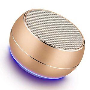 ENCEINTE NOMADE Jooksmart Mini Enceinte Bluetooth Portable de Voya