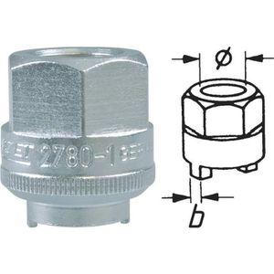 Accessoires boîtiers Clé à ergots pour amortisseurs Hazet 2780-1