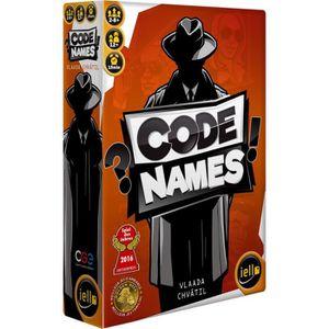 JEU SOCIÉTÉ - PLATEAU IELLO Codenames - Jeux de société - Version França