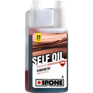 HUILE MOTEUR Huile moteur IPONE Self Oil 2T - Senteur Fraise -