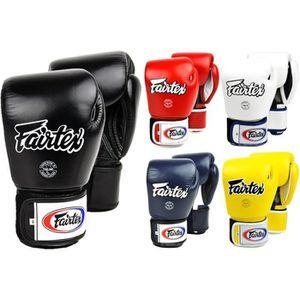 CXYY Gants de Boxe Hommes et Femmes Boxe PU Cuir mat/ériel Karat/é Muay Thai Gants de Boxe Enfants Adultes Combat Gratuit MMA Sanda Formation 6 oz 8 oz 10 oz 12 oz 14 oz,Noir,6oz