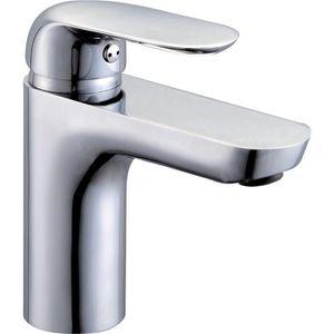 ROBINETTERIE SDB ROUSSEAU Robinet mitigeur lavabo Darma - Chromé