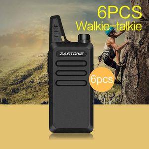 TALKIE-WALKIE JOUET 6 PS Zastone X6 talkie-walkie radio bidirectionnel