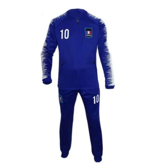 Superbe Garçons Bleu Fluo Pantalon De Jogging Pantalon Lounge Wear 4 Casual Sports Play E