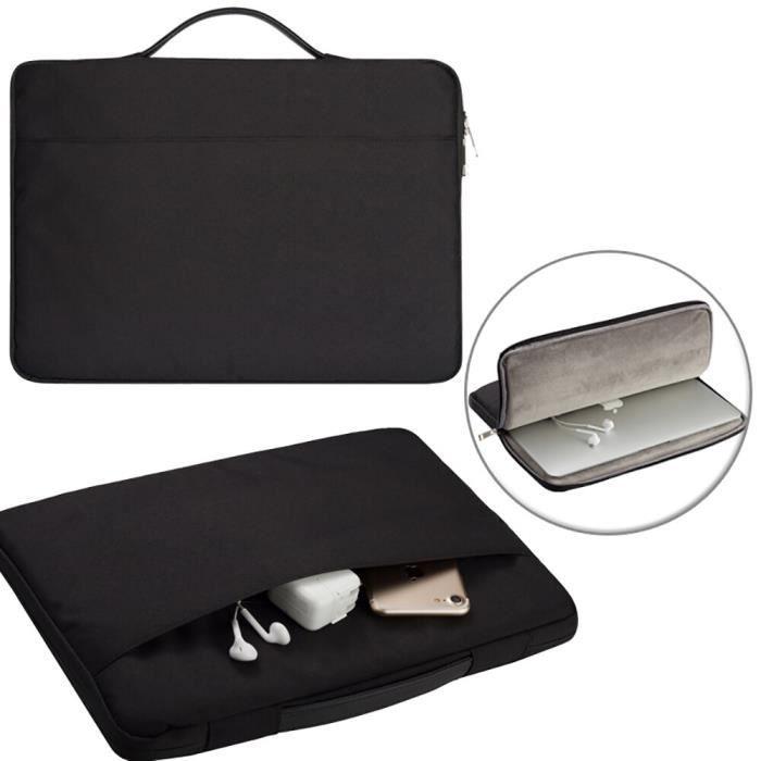Sac à main multifonctionnel pour ordinateur portable HP ENVY 13-X2-ENVY X360-Pavilion 11 13 15, saco-Pavilion x360 11 black