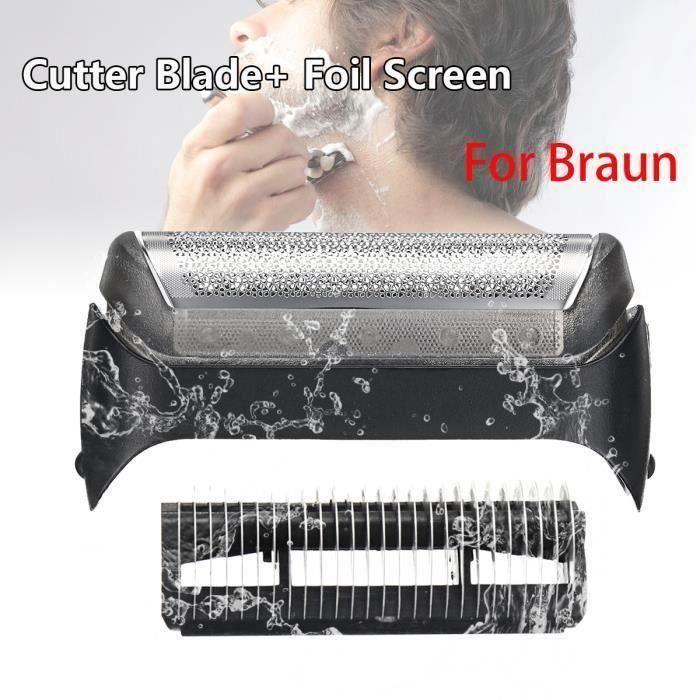 Shaver Feuille Rasoir Grille Rasage et lames pour BRAUN 10B Series 1 190 180 170 I03585