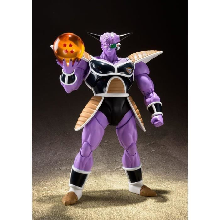 Figurine DRAGON BALL Z - Ginyu - Figurine SH Figuarts 17cm