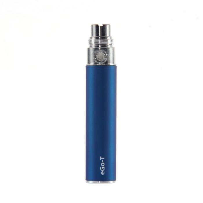 1pc eGo CE4 clearomiseur cigarette électronique batterie EGO-T 650mAh, bleu