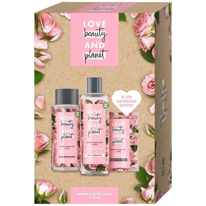 LOVE BEAUTY AND PLANET Coffret cadeau Eclosion de Couleur - Femme