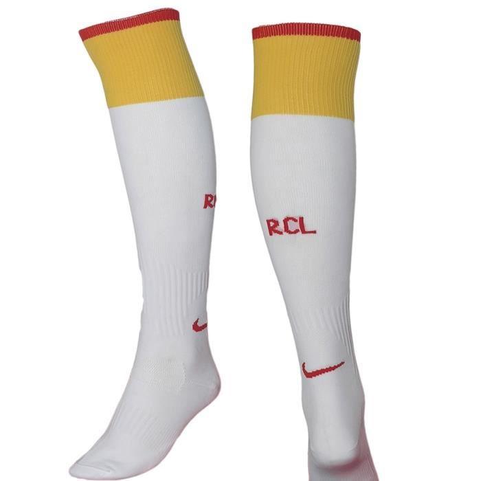 Chaussettes de football Nike RC LENS domicile homme