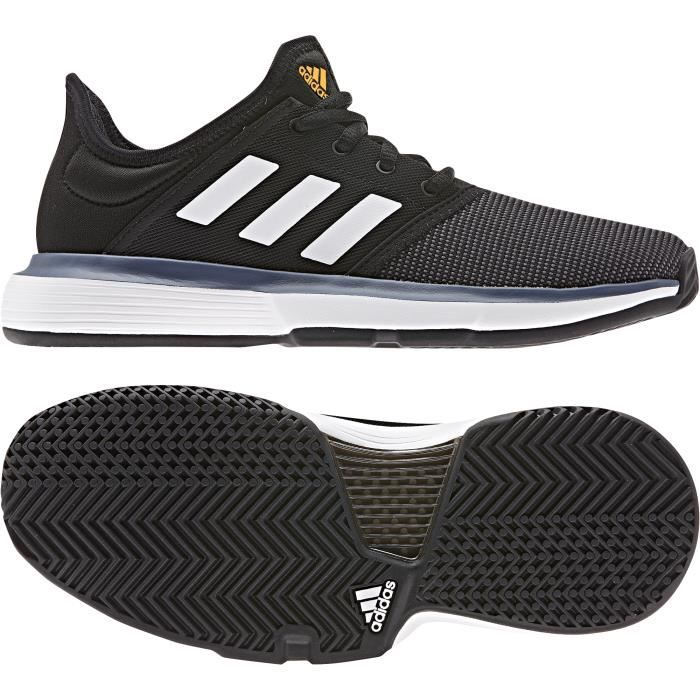 Chaussures de tennis junior adidas SoleCourt