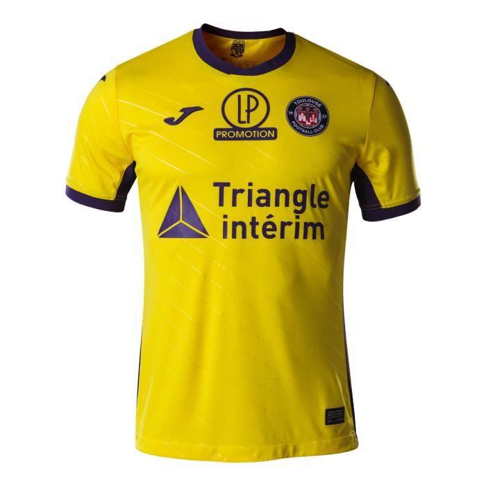 Maillot extérieur Toulouse FC 2020/21 - jaune - XXL