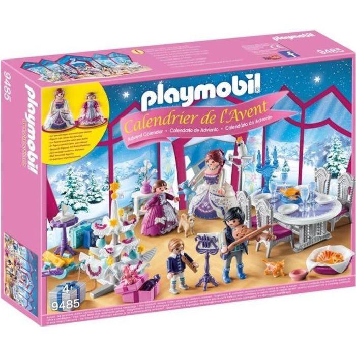 Calendrier De Lavent Tut Tut 2019.Playmobil 9485 Calendrier De L Avent Bal De Noel Au Salon De Cristal Nouveaute 2019