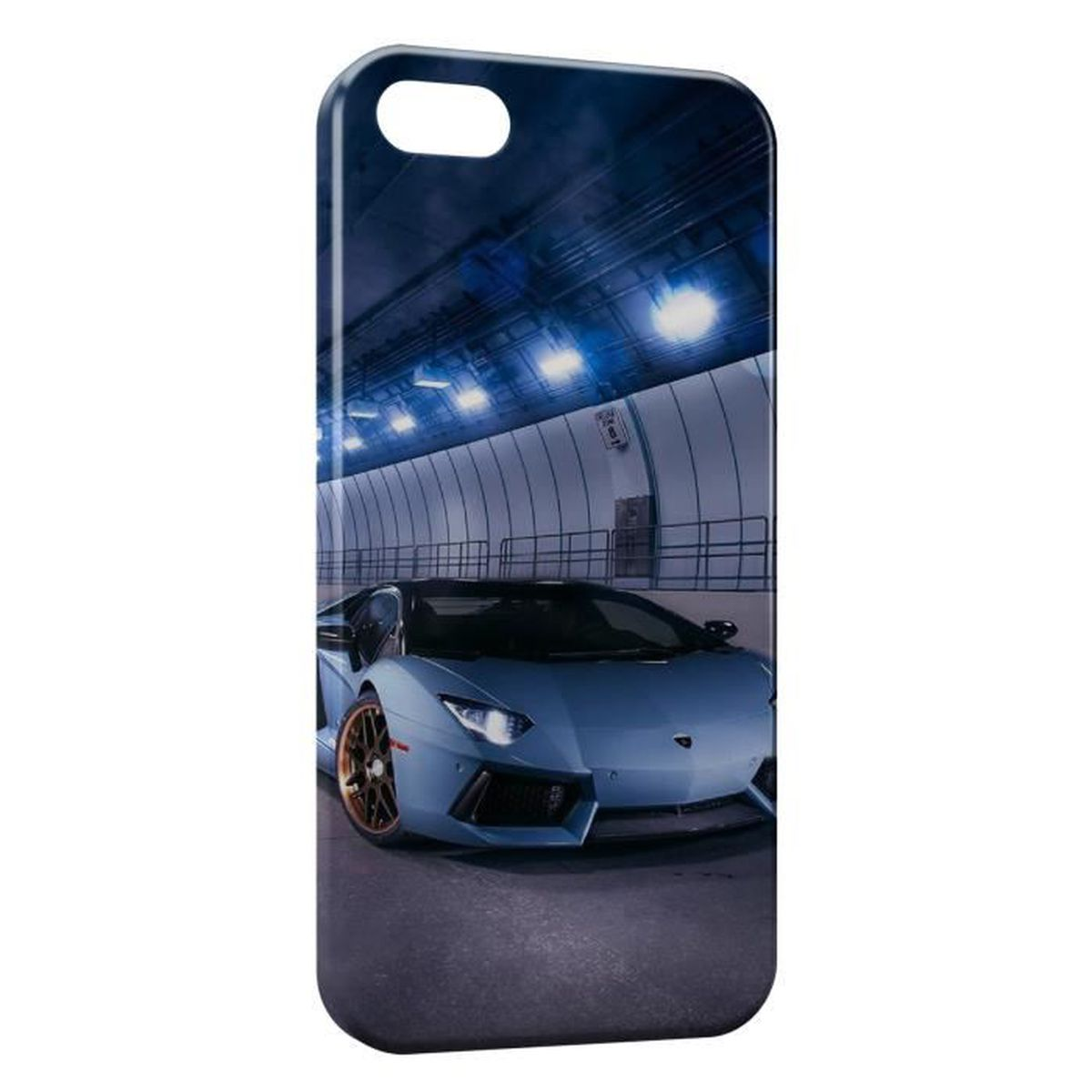 coque iphone 5 lamborghini