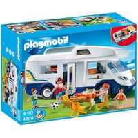 UNIVERS MINIATURE Playmobil Grand Camping-Car