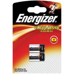 PILES Energizer pile alcaline 4LR44-A544 6V 2-blister