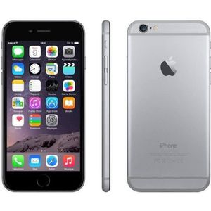 SMARTPHONE iPhone 6 128 Go Gris Sideral Reconditionné - Comme