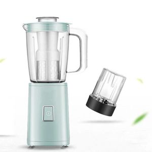 BLENDER 600ml 1000W Fruit Juicer Blender 2 en 1 Mixeur éle