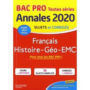 Sujets Et Corriges Bac Francais Achat Vente Pas Cher
