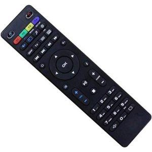 TÉLÉCOMMANDE TV Télécommande de remplacement pour décodeur aura hd