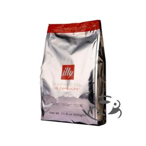 CAFÉ capsules illy iperespresso pro classique x 100