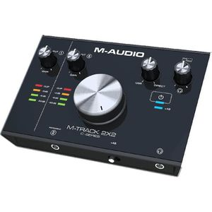 INTERFACE AUDIO - MIDI M-Audio MTRACK2X2 interface audio 2 entrées / 2 so