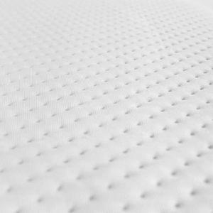 SUR-MATELAS Surmatelas 90 x 190 cm mousse visco mémoire de for