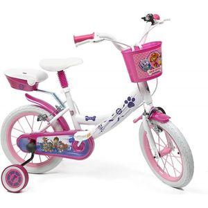 VÉLO ENFANT Vélo enfant 14'' Stella Paw Patrol