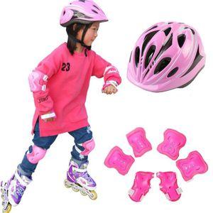 KIT PROTECTION Kit de Protection Enfant Casque Protège Coudière G