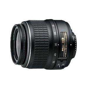 OBJECTIF Nikon AF-S DX NIKKOR 18-55 mm f-3.5-5G ED Objectif