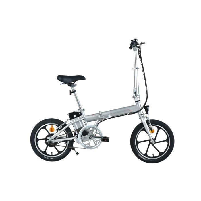 Vélo à assistance électrique pliant 16- Key Largo