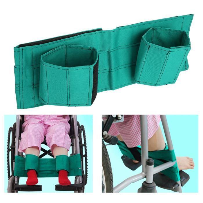 Ceinture de maintien de pied de sécurité pour les personnes âgées-cer
